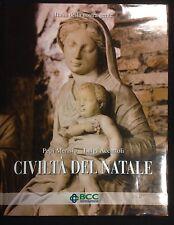 Pepi Merisio-Luigi Accattoli - Civiltà del Natale - Edizioni BCC