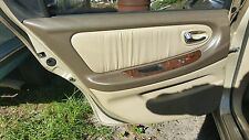 2000 NISSAN MAXIMA LEFT DRIVER SIDE REAR DOOR INTERIOR PANEL 2000-2003