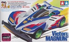Tamiya 1 32 Mini 4wd Victory Magnum Fully Cowled Series con Motore Art 19406