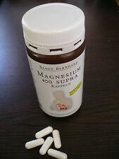 Magnesium 400 Supra Kapseln Von Sanct Bernhard