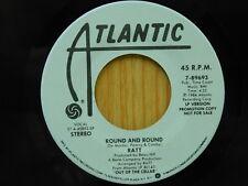 Ratt Dj 45 Round & Round bw same - Atlantic M-