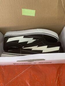 Brand New Revenge x Storm Ian Conner Black 100% Authentic Size 10