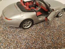 1:18 scale (3xA4) Garage Gravel Floor - Peel and Apply decal/model car - 4
