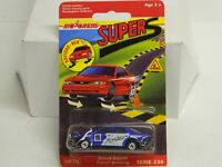 Vintage MAJORETTE SUPERS - FORD MONDEO Blue Series 230 #211/12 FRANCE MOFC RARE/