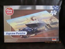Brand New Sealed 1000 Piece Wooden Effect Jigsaw Puzzle