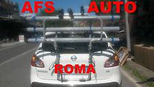 PORTABICI POSTERIORE 3 BINARI AUDI NISSAN QASHQAI ANNO 2013 PER 3 BICI AFS ROMA