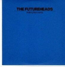 (CE721) The Futureheads, Walking Backwards - 2008 DJ CD