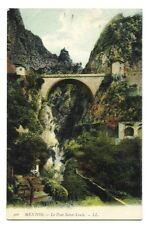 AK martiniquais-le pont saint-Louis (de 1910) Color