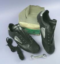 8aa2e39ca8a1 Dunlop Superstars 8 Football Boots Size 8, Original Vintage Shop Stock