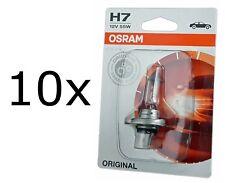 10x h7 OSRAM original spare part blister sparpack 64210-01b