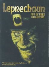 Leprechaun Pot of Gore Collection 0031398776727 With Rashaan Nall DVD Region 1