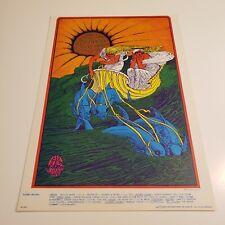 Family Dog Concert Poster Denver Fdd-14 1967