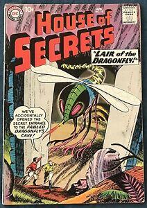 House Of Secrets #19  April 1959
