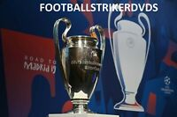 2019 Champions League RD16 1st Leg Manchester United vs PSG on DVD