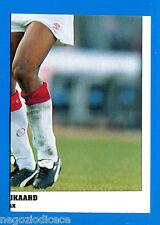 EUROCUPS 94-95 -SL Italy 1994- Figurina Sticker n. 22 - RIJKAARD - AJAX 4/4 -New
