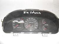 Tacho Kombiinstrument Kia Shuma 1 Bj.1997-2001 108.039km K2AC-55-43XE