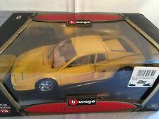 Ferrari Testa Rossa 1984 1:18, Neu und OVP Sammler!!!