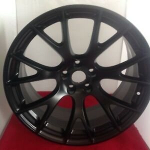 "Dodge Charger SRT Challenger SRT 2015 2016 2017 2018 20"" OEM Wheel Rim"