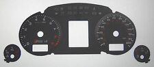 Lockwood Audi RS4 BLACK Dial Conversion Kit C080