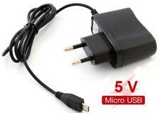 Micro-USB Ladegerät 5V  Netzteil Netz-Lader Ladekabel für Alcatel
