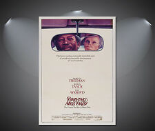 Driving Miss Daisy Vintage Movie Poster - A1, A2, A3, A4 Sizes