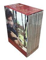 10 Dvd Box Cofanetto LA COLLANA ASCANIO CELESTINI 100% serie completa stock nuov