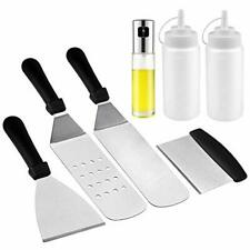 Bbq Grill Tools Set,Heavy Duty Stainless Steel Barbecue Grilling Accessories Set