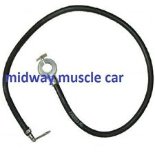 spring ring negative battery cable 66 68 69 70 71 72 V8 Pontiac GTO Lemans