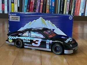Jeff Green #3 GM GOODWRENCH CLEAR WINDOW 1996 CHEVY MONTE CARLO