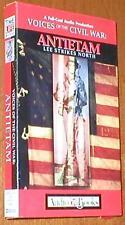 Voices of The Civil War:  Antietam - Lee Strikes North - Audiobook on 1 Cassette