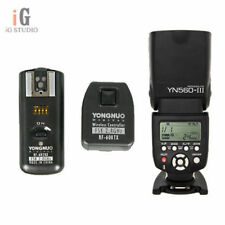 Yongnuo YN560III Speedlight + RF-602 Wireless Remote Flash Trigger Kit for Canon