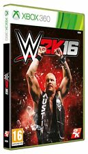 Pal version Microsoft Xbox 360 WWE 2k16