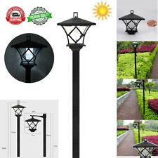 Solar Power LED Garden Lamp Outdoor Garden Path Landscape Lawn Waterproof Light
