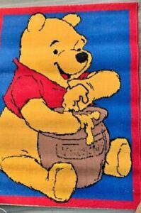 Large Winnie The Pooh Nursery Rug Disney