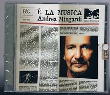 ANDREA MINGARDI E' LA MUSICA CD F.C. SIGILLATO!!