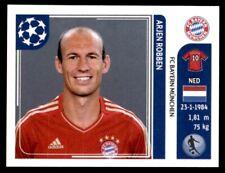 Panini Champions League 2011-2012 - Arjen Robben FC Bayern Munchen No. 18
