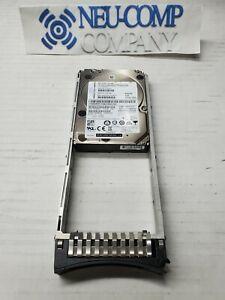 IBM 2078-AC68 V5000 Gen2 Storwize 900GB 10K 12GB SAS SFF HDD 01AC596 01EJ017