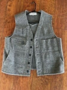 KING OF THE MOUNTAIN WOOL VEST
