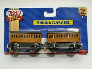 Thomas And Friends Wooden Railway Annie & Clarabel 2012