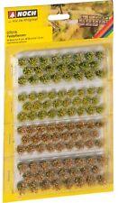 Noch 07016 -- Grasbüschel Feldblumen, Spur 0 /  H0 / 1