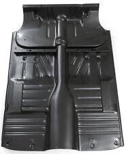 55-57 CHEVY 2-DOOR HARDTOP FULL COMPLETE FLOOR PAN W/ BRACES + INNER ROCKERS
