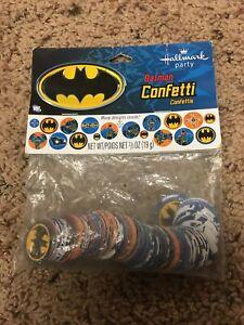 Batman Confetti Table Scatter Birthday Party Favor Batman Decoration Supplies
