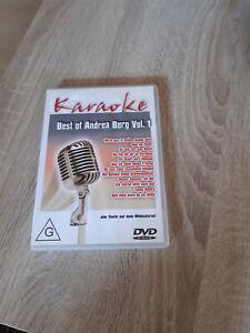 DVD Karaoke Best of Andrea Berg Vol.1