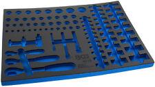 Werkstattwagen Einlage für Steckschlüssel Satz Werkzeug Wagen Schaumstoffeinlage