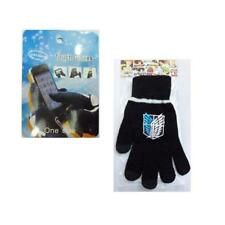 Japan Anime Attack on Titan Cosplay Warm Touch Gloves UK