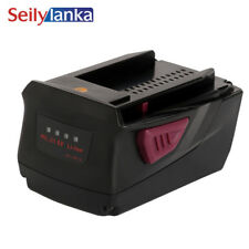 For Hilti 21.6V Li-ion power tool battery 4000mAh SFH 18-A,SF-18A,TE 4-A22