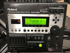 Roland TD-12 Module // Electronic Drums w/ Cables