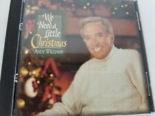 Andy Williams - We Need A Little Christmas - CD
