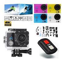 SJ9000 Action Cam 2'' 4K WiFi Digital Sport Kamera DV DVR Wasserdicht 16MP 1080P