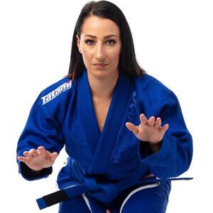 Tatami Fightwear Women's The Competitor BJJ Gi - Blue